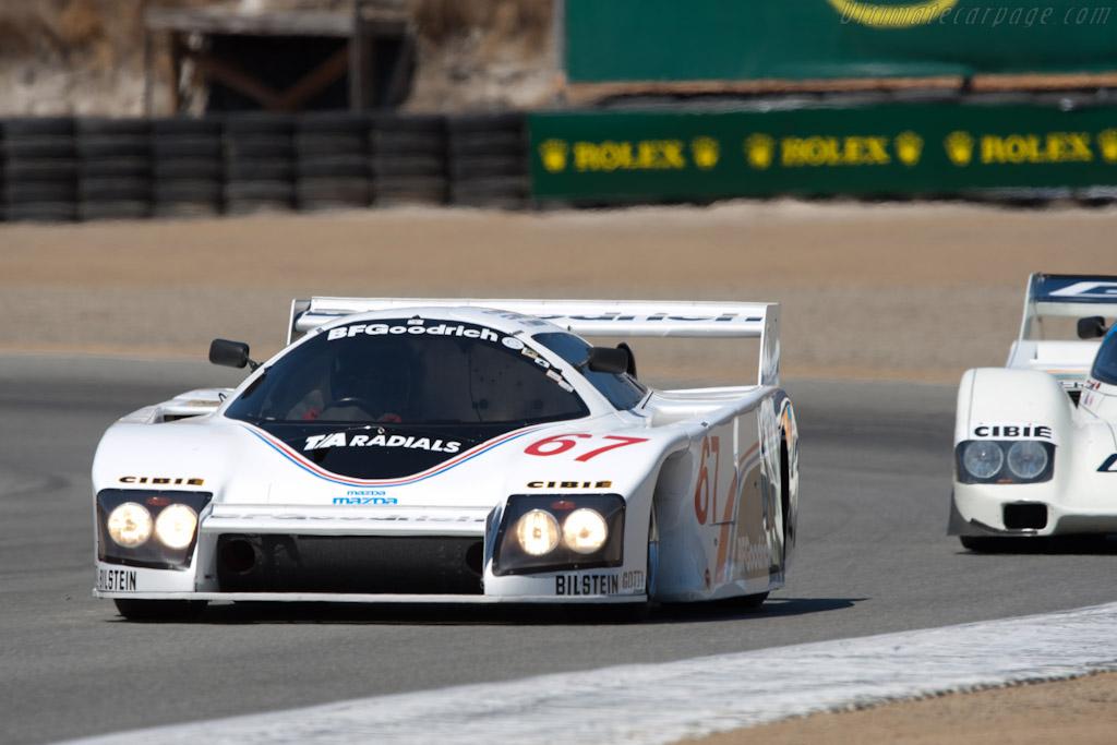 Lola T616 Mazda - Chassis: HU03   - 2010 Monterey Motorsports Reunion