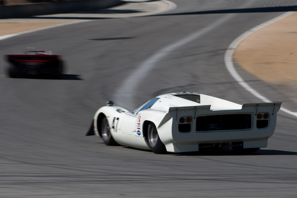 Lola T70 Mk3B - Chassis: SL76/149   - 2010 Monterey Motorsports Reunion