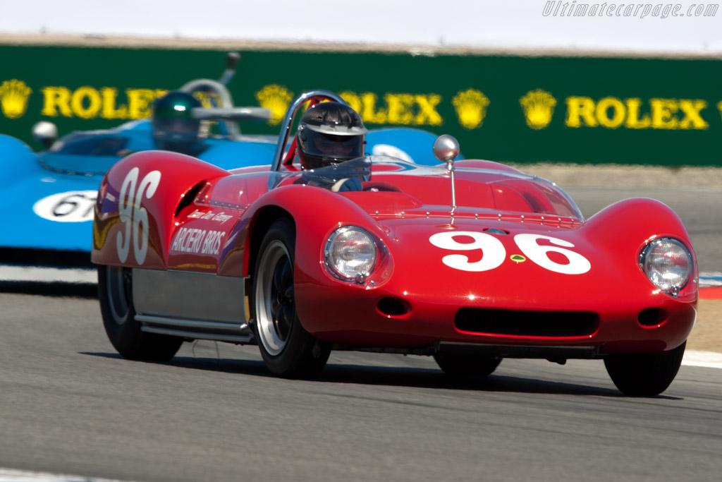 Lotus 19    - 2010 Monterey Motorsports Reunion