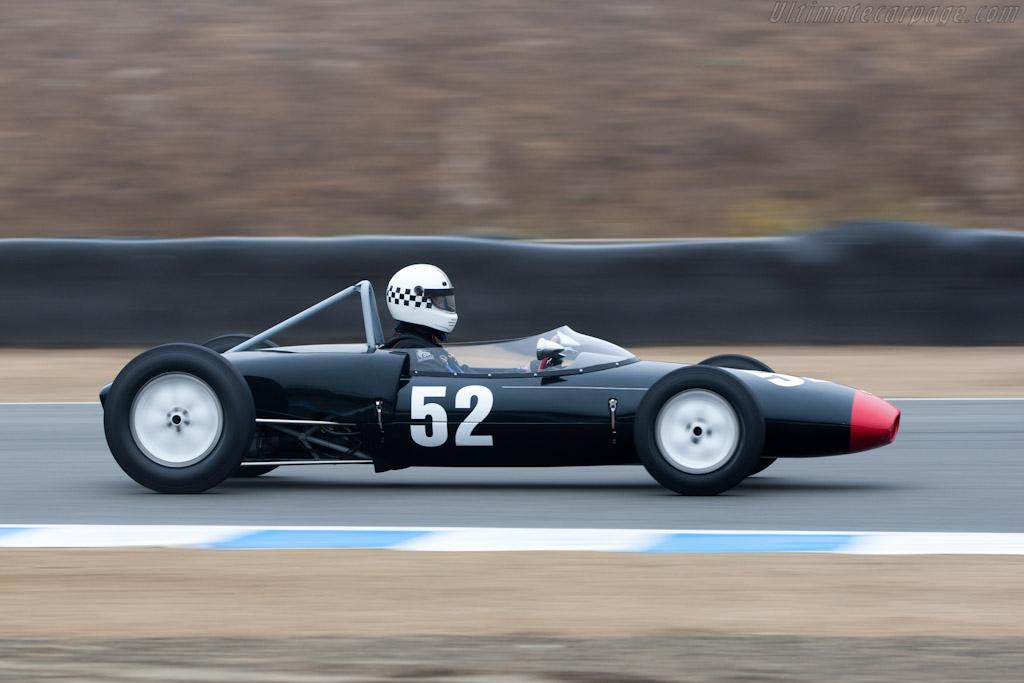 Lotus 20    - 2010 Monterey Motorsports Reunion