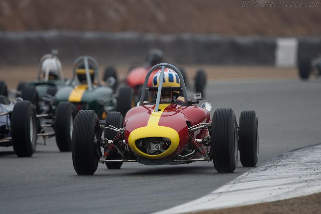 Lotus 22    - 2010 Monterey Motorsports Reunion