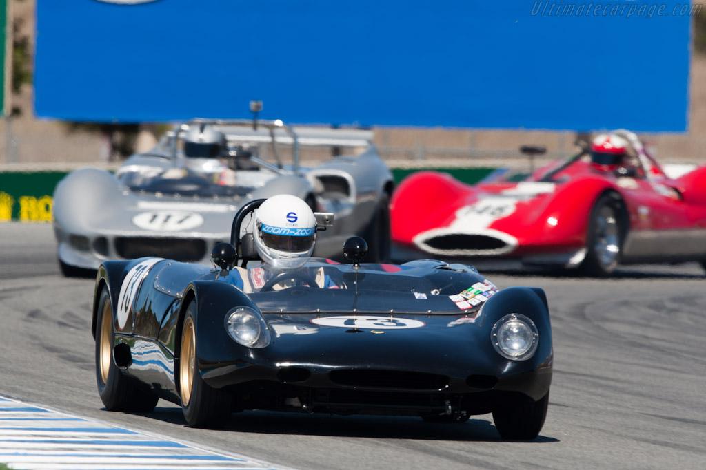 Lotus 23    - 2010 Monterey Motorsports Reunion