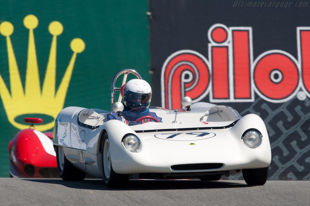Lotus 23B    - 2010 Monterey Motorsports Reunion