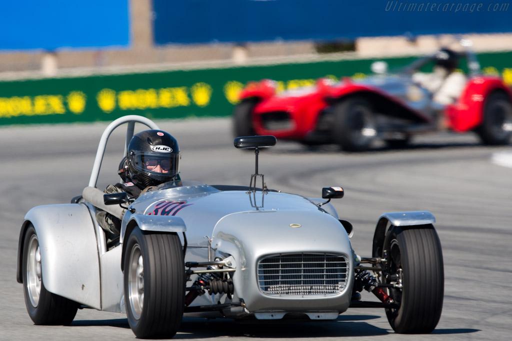 Lotus 7    - 2010 Monterey Motorsports Reunion