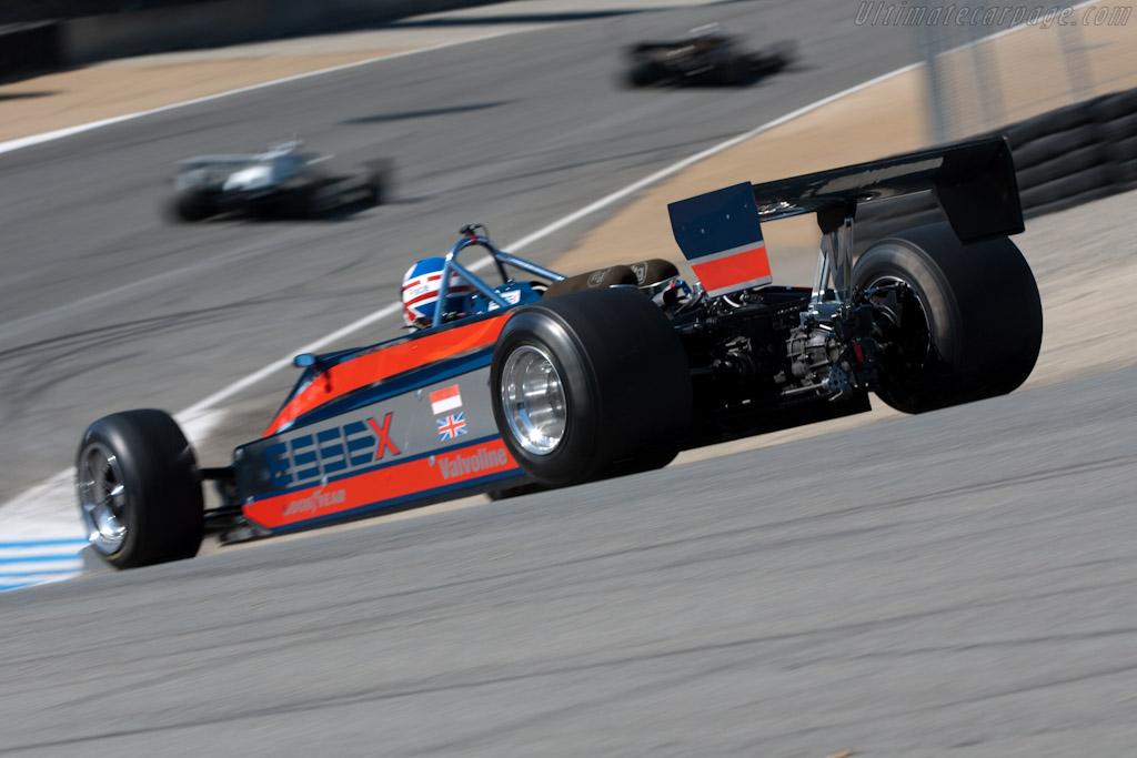 Lotus 81 - Chassis: 81/4   - 2010 Monterey Motorsports Reunion