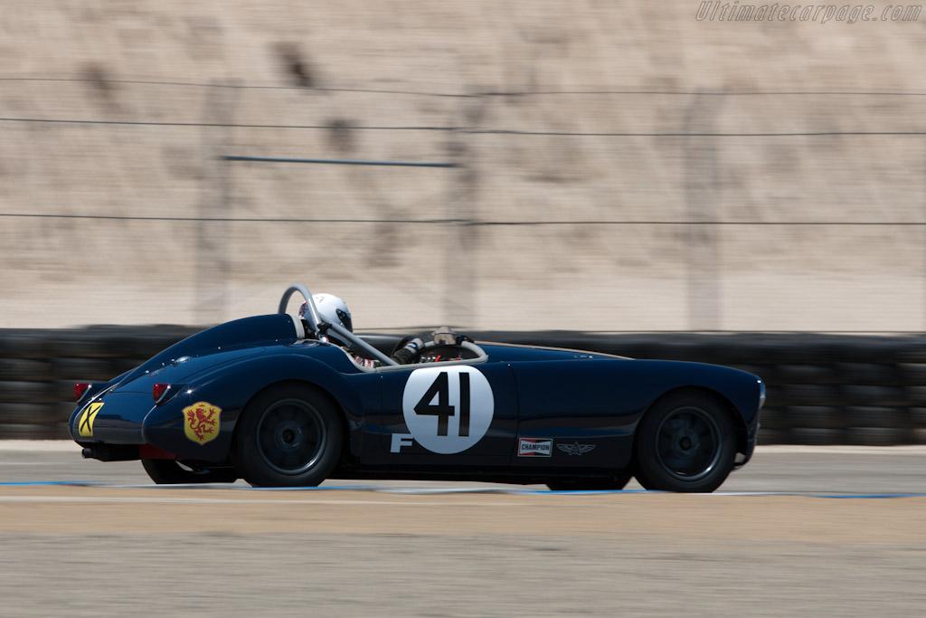 MGA    - 2010 Monterey Motorsports Reunion