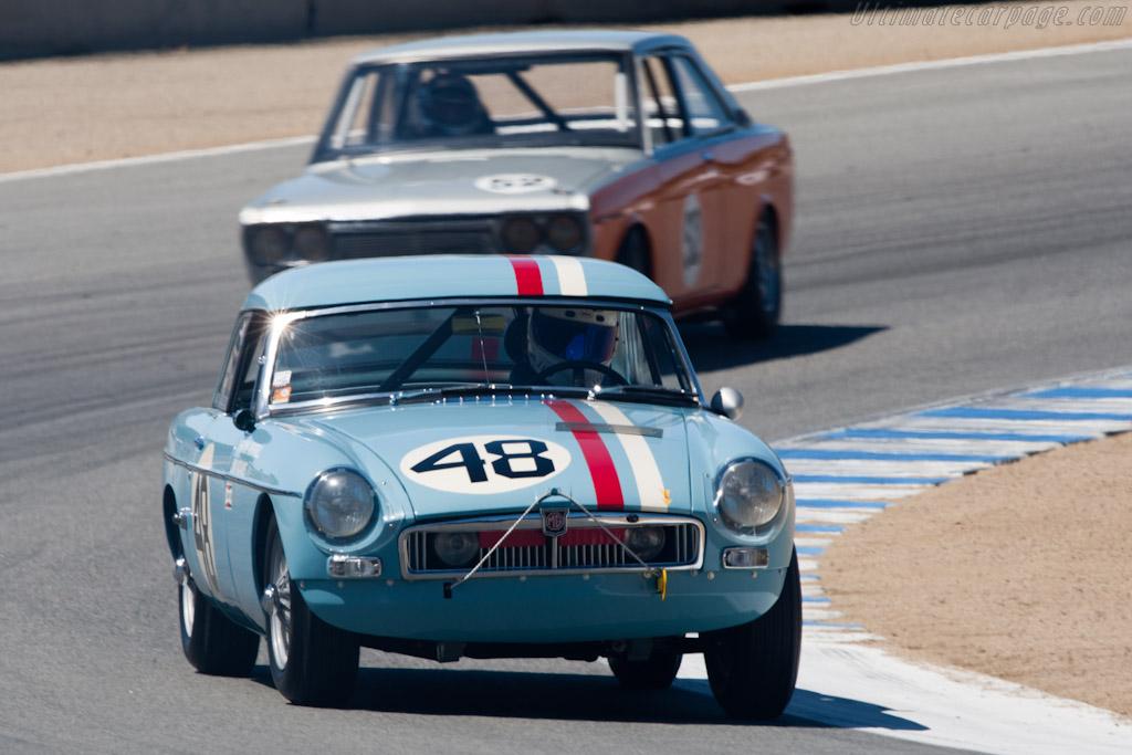 MGB    - 2010 Monterey Motorsports Reunion