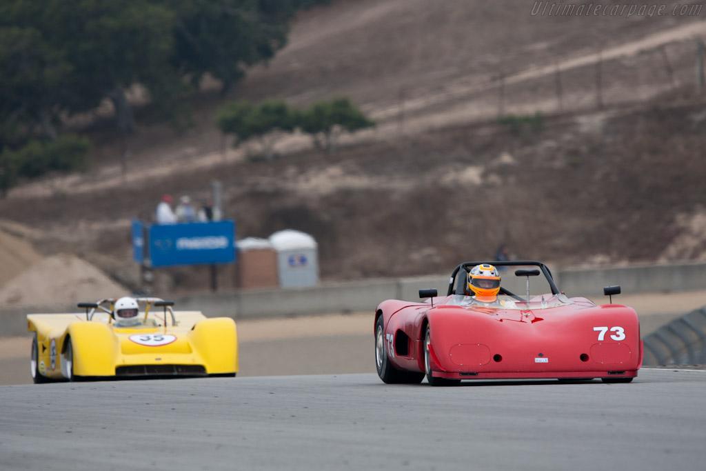 March 73S    - 2010 Monterey Motorsports Reunion
