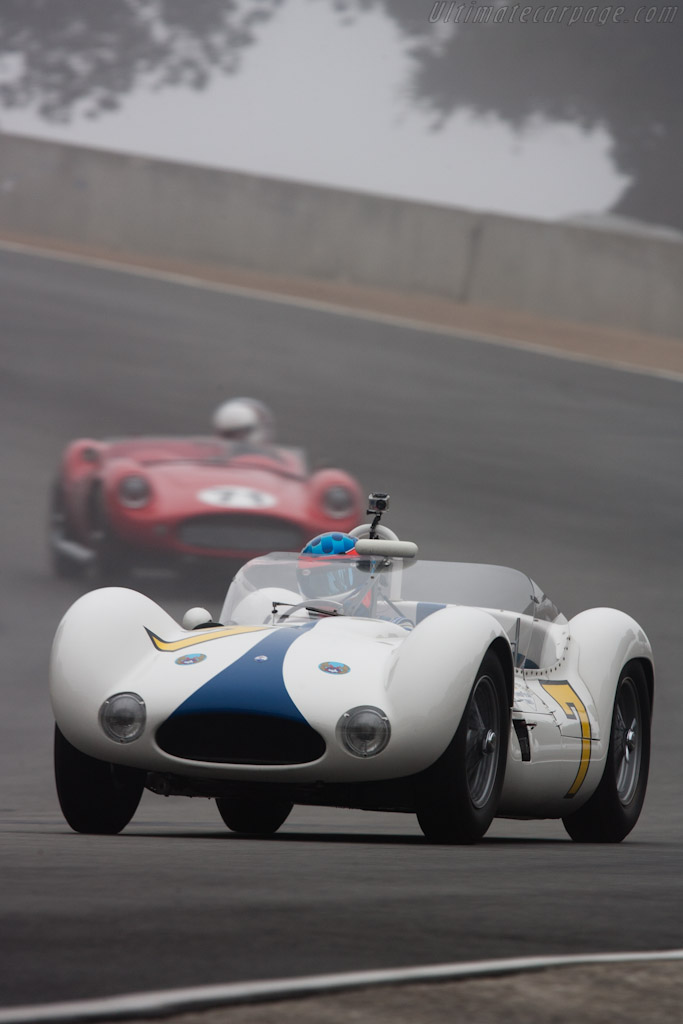 Maserati Tipo 61 Birdcage - Chassis: 2458   - 2010 Monterey Motorsports Reunion