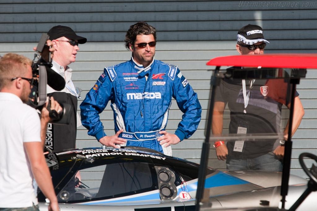 Mazda RX-792P - Chassis: GTP 001 - Driver: Patrick Dempsey - 2010 Monterey Motorsports Reunion