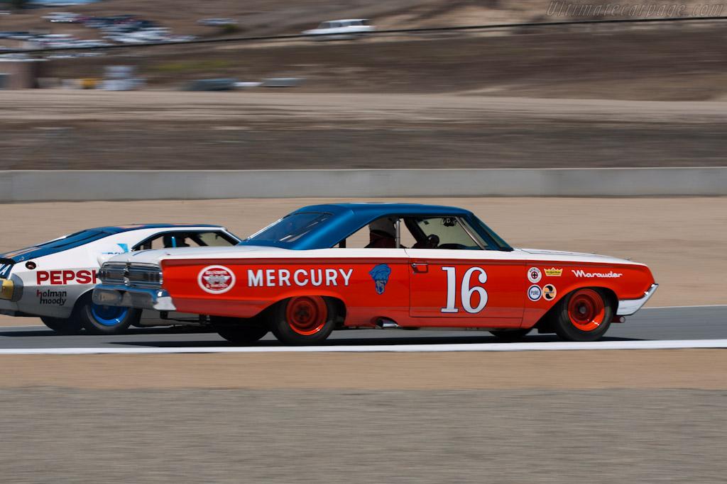 Mercury Marauder    - 2010 Monterey Motorsports Reunion