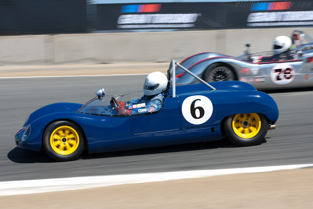 Merlyn Mk6A    - 2010 Monterey Motorsports Reunion