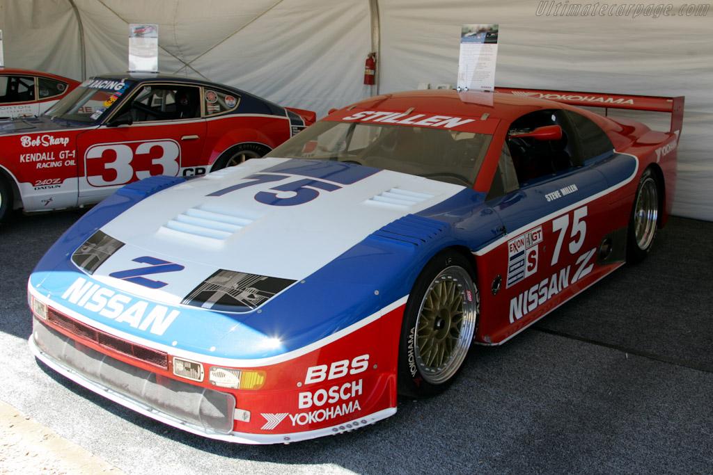 Nissan 300 ZX IMSA    - 2010 Monterey Motorsports Reunion