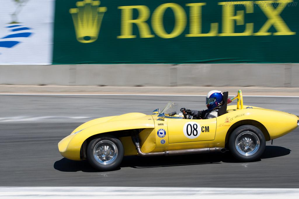 Ol' Yeller Mk 9    - 2010 Monterey Motorsports Reunion