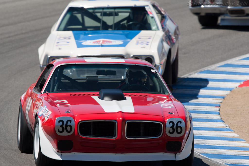 Pontiac Firebird    - 2010 Monterey Motorsports Reunion