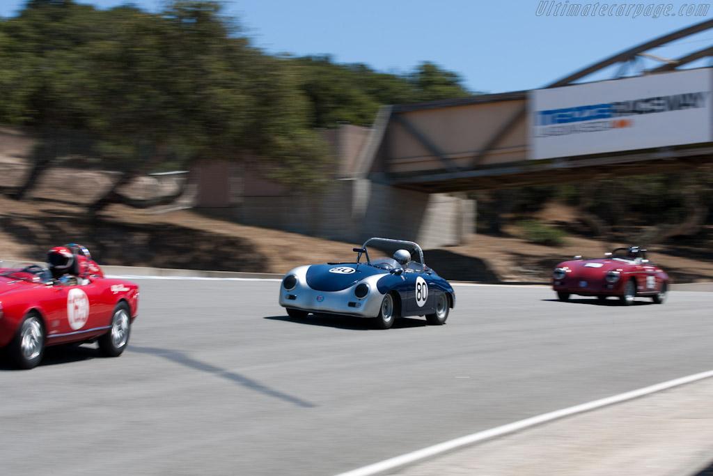 Porsche 356   - 2010 Monterey Motorsports Reunion