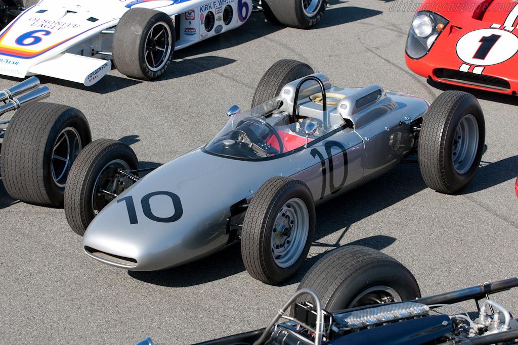 Porsche 804 F1 - Chassis: 804-03   - 2010 Monterey Motorsports Reunion