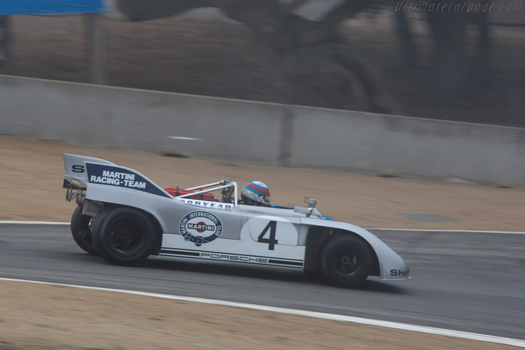 Porsche 908/3 - Chassis: 908/03-002   - 2010 Monterey Motorsports Reunion