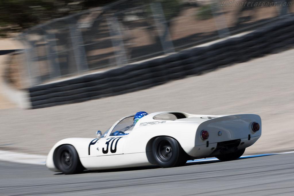 Porsche 910 - Chassis: 910-004  - 2010 Monterey Motorsports Reunion
