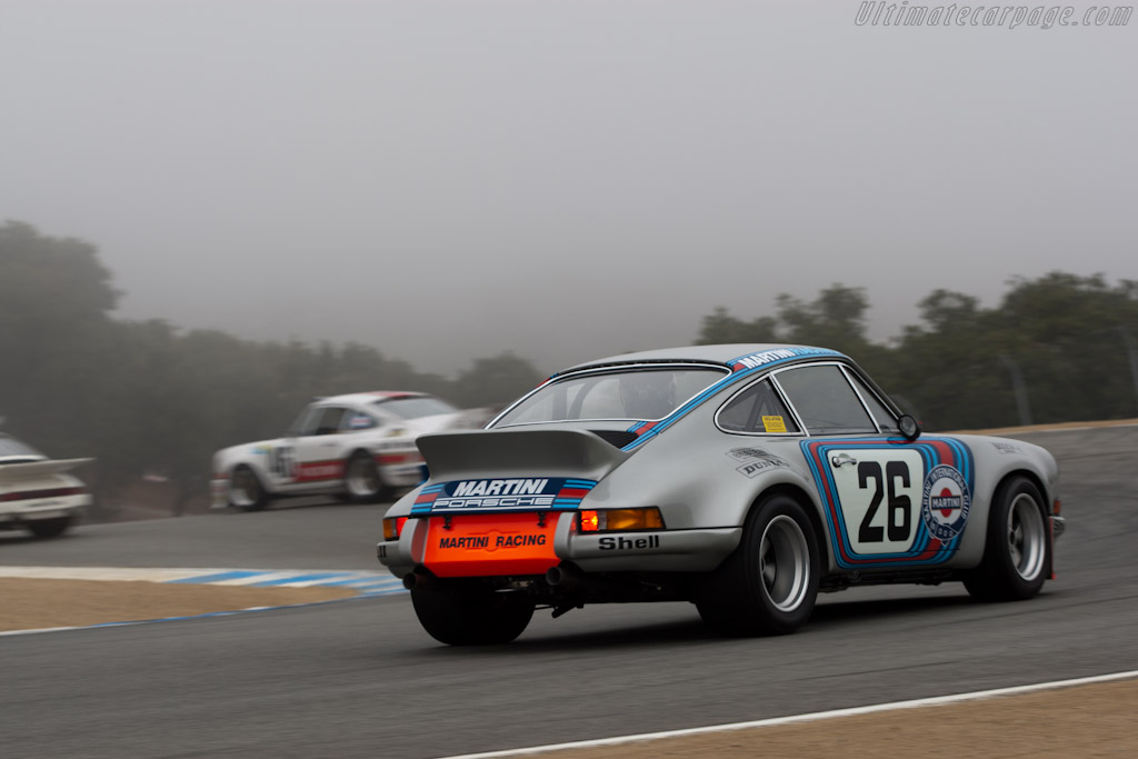 Porsche 911 Carrera RSR 2.8 - Chassis: 911 360 0576   - 2010 Monterey Motorsports Reunion