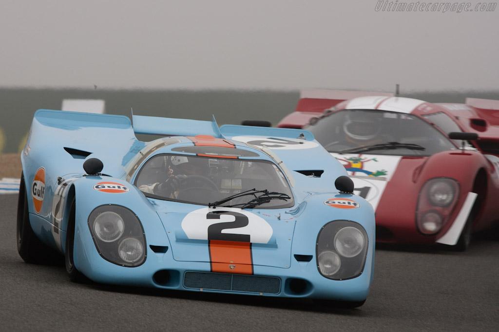 Porsche 917K    - 2010 Monterey Motorsports Reunion