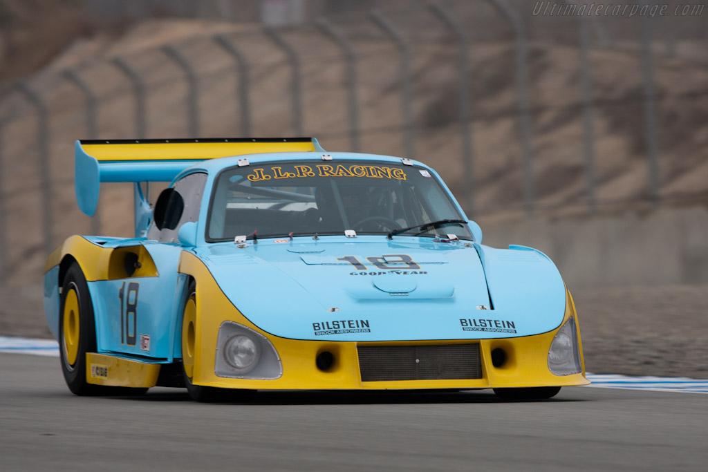 Porsche 935 JLP-3 - Chassis: JLP-3   - 2010 Monterey Motorsports Reunion