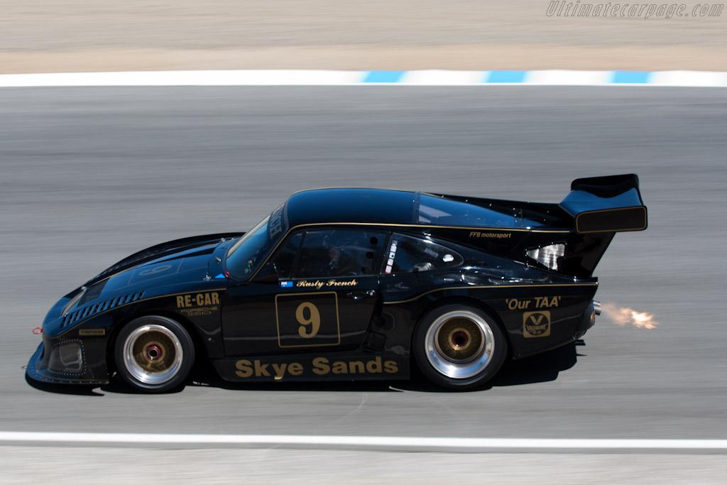 Porsche 935 K3 - Chassis: 000 0029   - 2010 Monterey Motorsports Reunion