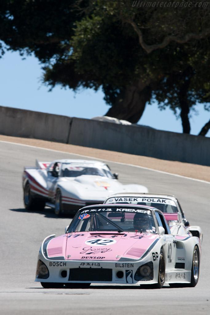 Porsche 935 K3 - Chassis: 930 670 0163   - 2010 Monterey Motorsports Reunion