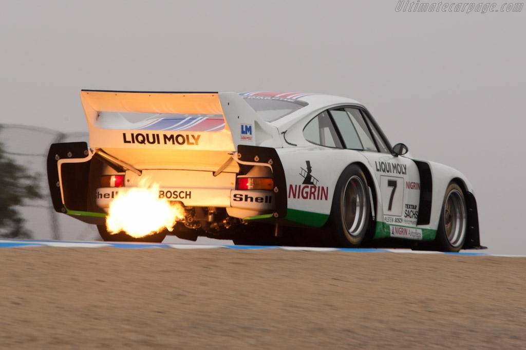 Porsche 935J    - 2010 Monterey Motorsports Reunion