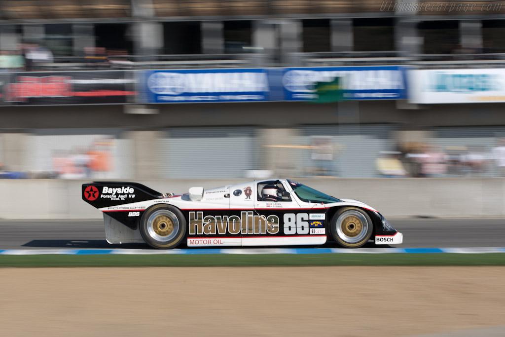 Porsche 962 - Chassis: 962-121   - 2010 Monterey Motorsports Reunion