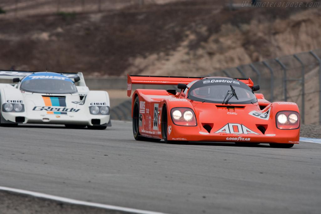 Porsche 962 GTi - Chassis: RLR-202 - Driver: Jim Castle Jr.  - 2010 Monterey Motorsports Reunion