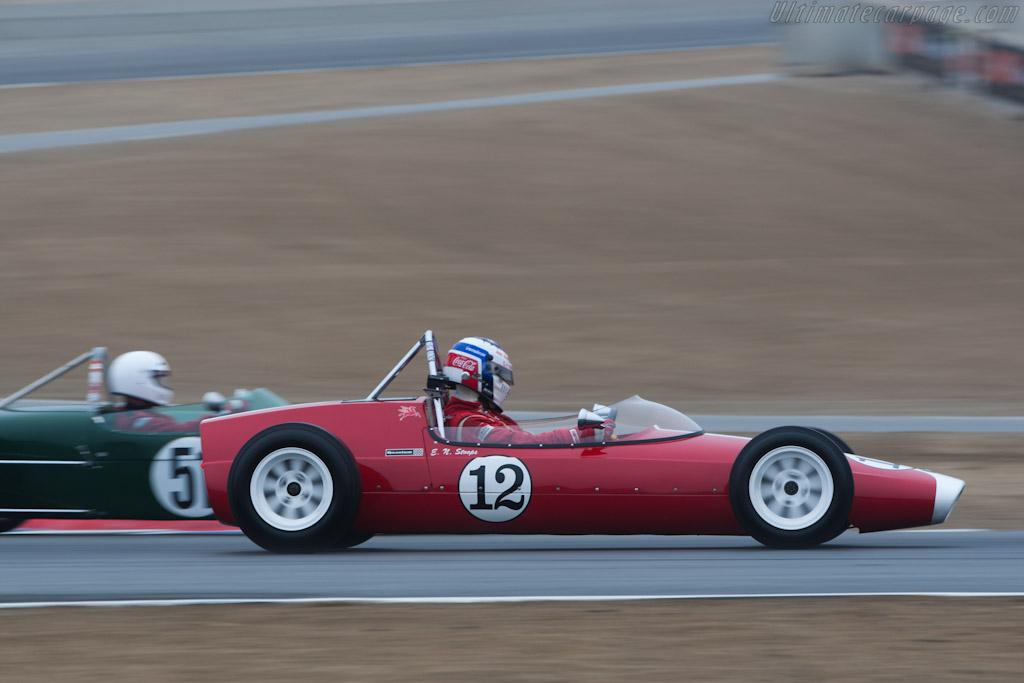 Quantum IV    - 2010 Monterey Motorsports Reunion