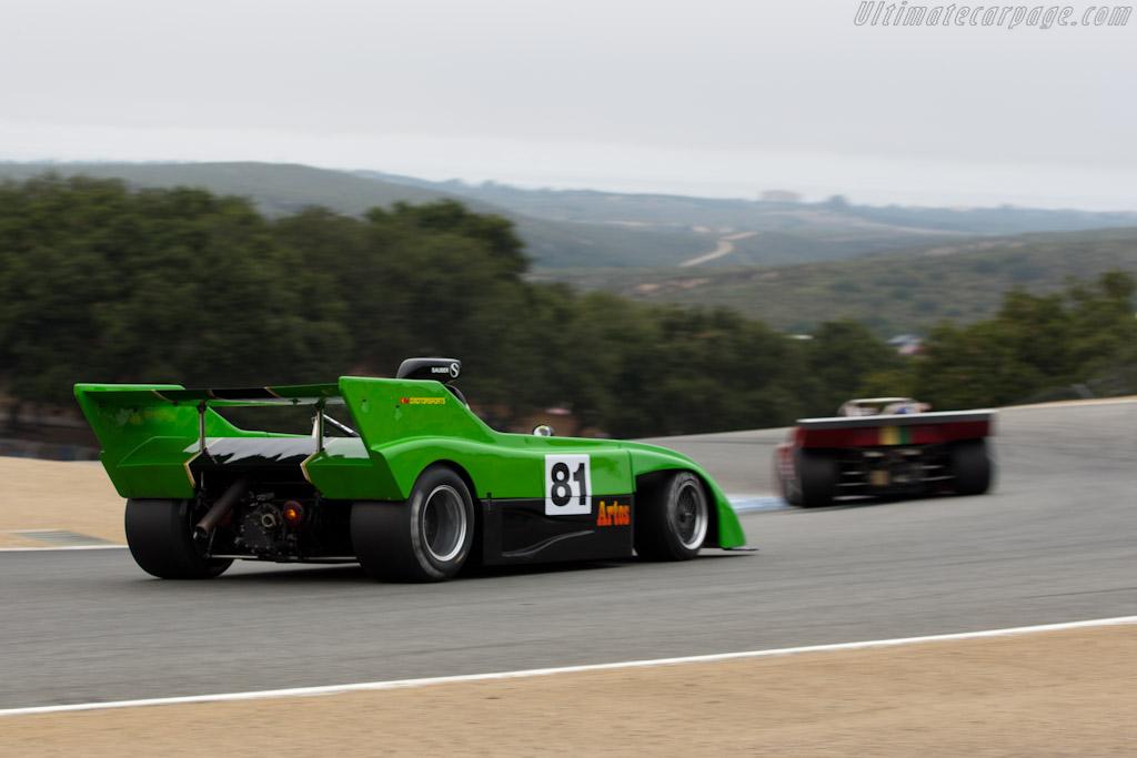 Sauber C4 - Chassis: C04.001   - 2010 Monterey Motorsports Reunion