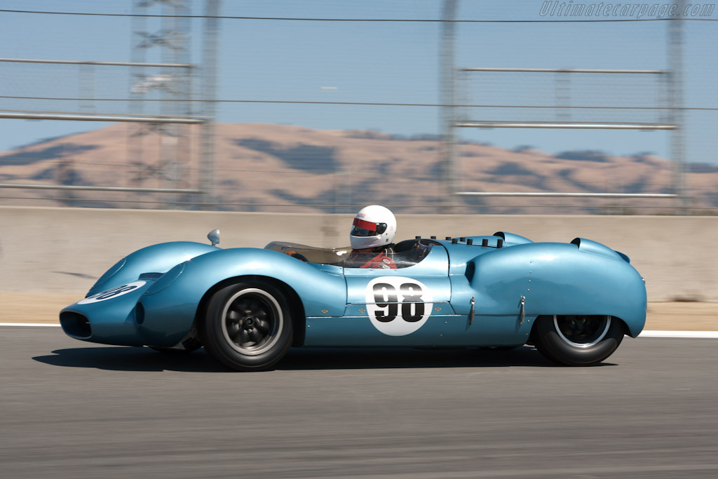 Shelby King Cobra - Chassis: CM/1/63   - 2010 Monterey Motorsports Reunion
