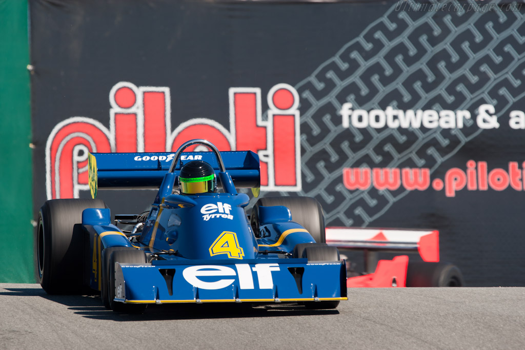 Tyrrell P34 - Chassis: P34/8   - 2010 Monterey Motorsports Reunion