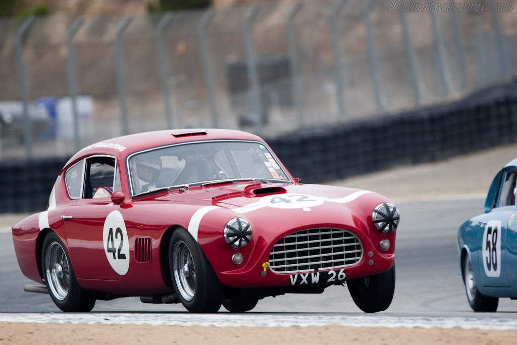AC Aceca   - 2011 Monterey Motorsports Reunion