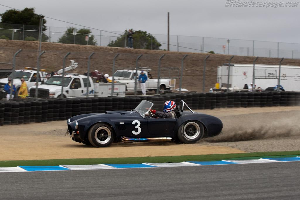 AC Shelby Cobra 427    - 2011 Monterey Motorsports Reunion