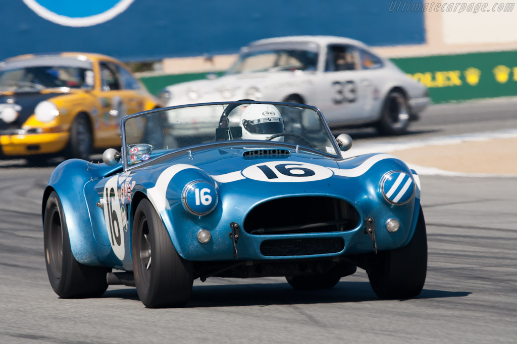 AC Shelby Cobra - Chassis: CSX2259   - 2011 Monterey Motorsports Reunion