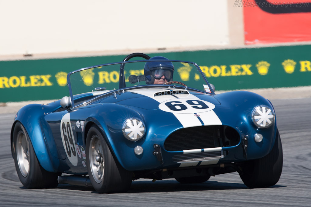 AC Shelby Cobra - Chassis: CSX2273   - 2011 Monterey Motorsports Reunion