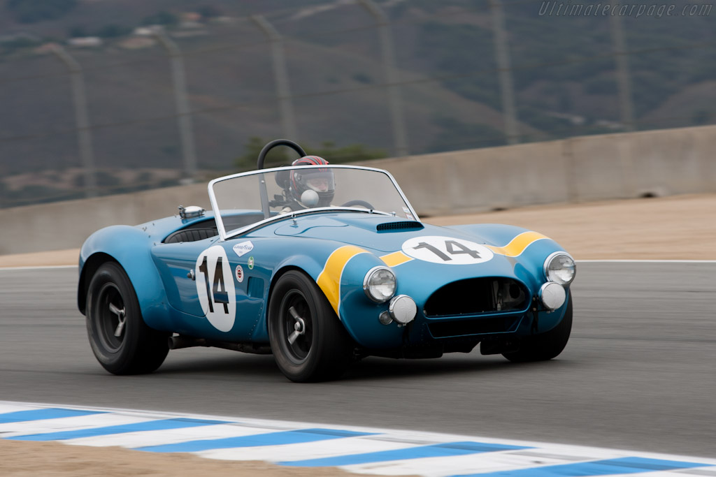 AC Shelby Cobra - Chassis: CSX2260   - 2011 Monterey Motorsports Reunion