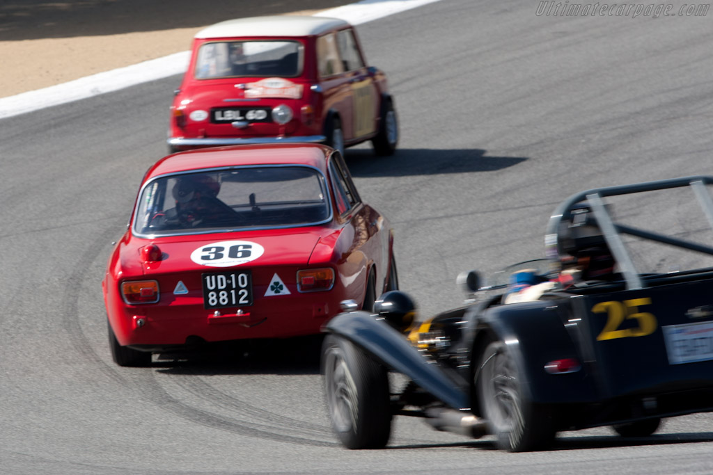 Alfa Romeo GTA - Chassis: AR613006   - 2011 Monterey Motorsports Reunion