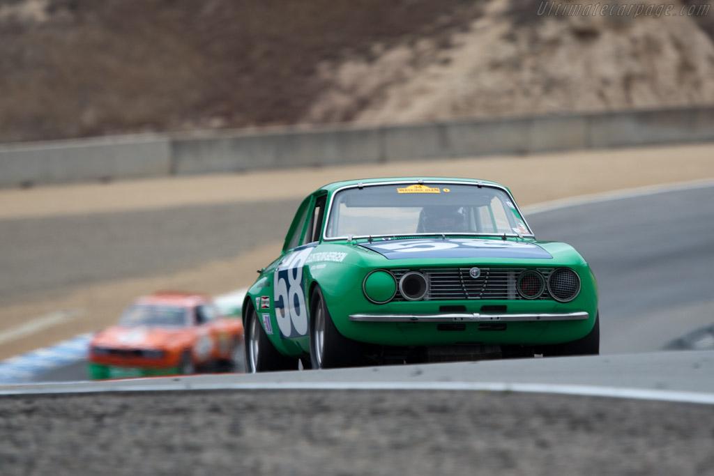Alfa Romeo GTV    - 2011 Monterey Motorsports Reunion