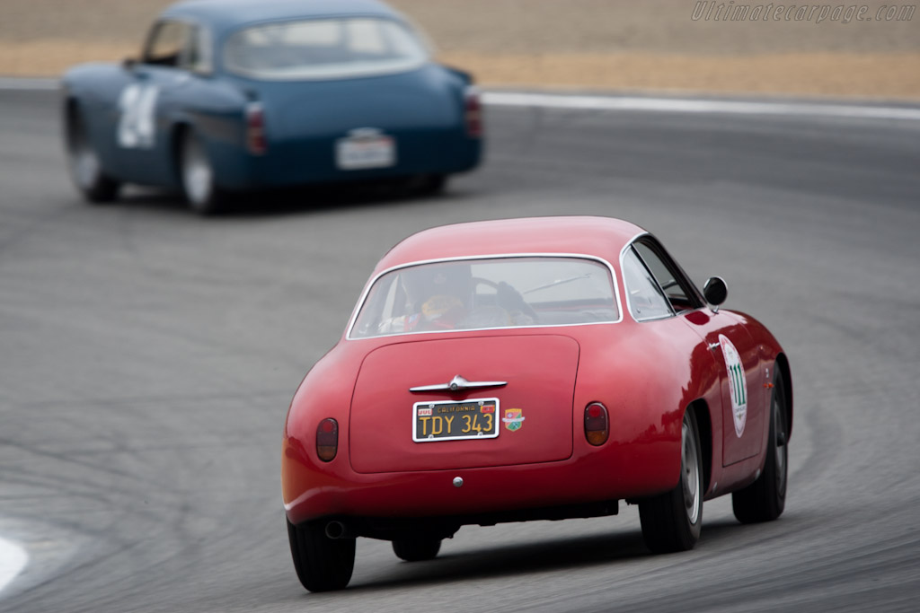 Alfa Romeo SZ    - 2011 Monterey Motorsports Reunion