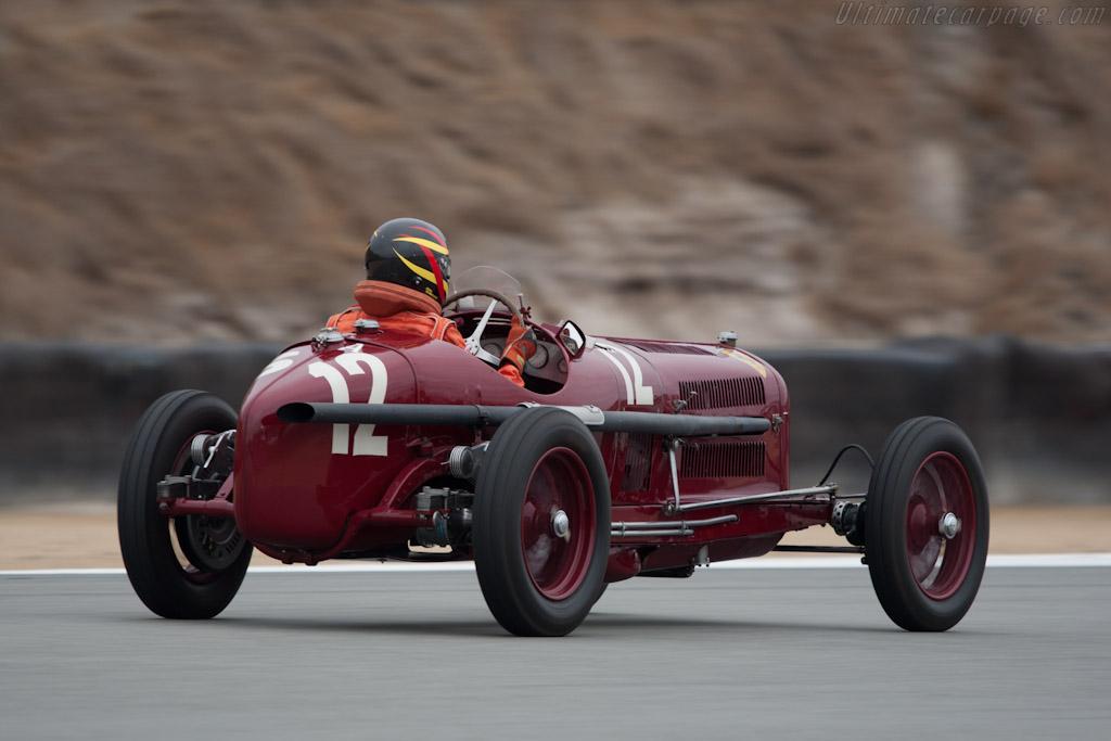 Alfa Romeo Tipo B - Chassis: 50005   - 2011 Monterey Motorsports Reunion