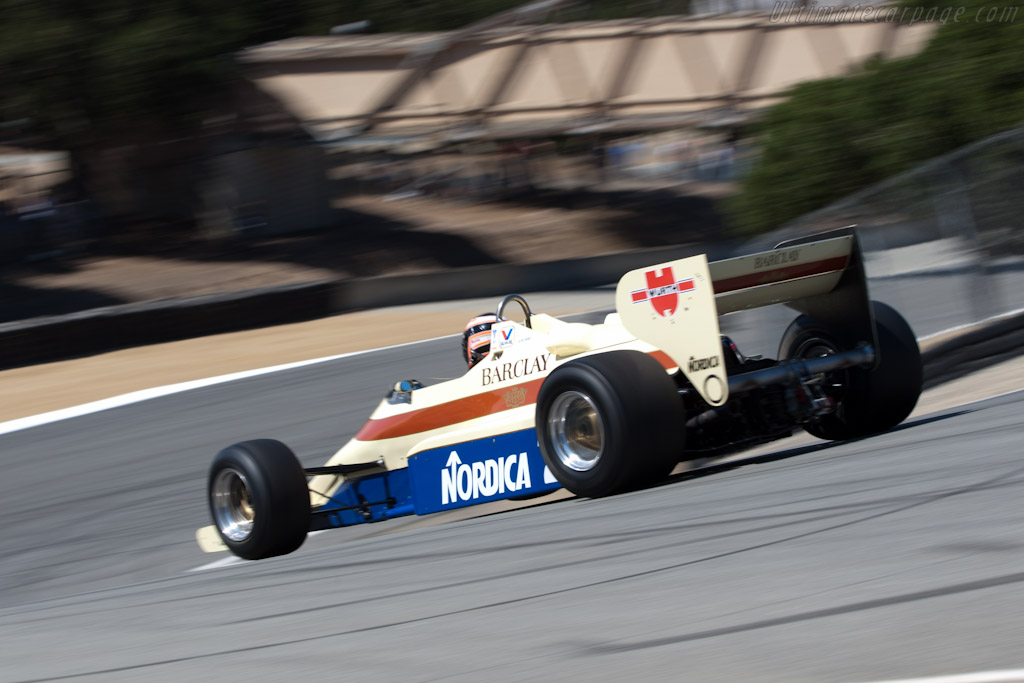 Arrows A6 - Chassis: A6-4  - 2011 Monterey Motorsports Reunion