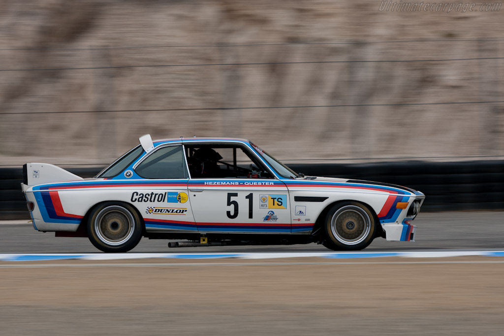 BMW 3.0 CSL - Chassis: 2275997   - 2011 Monterey Motorsports Reunion