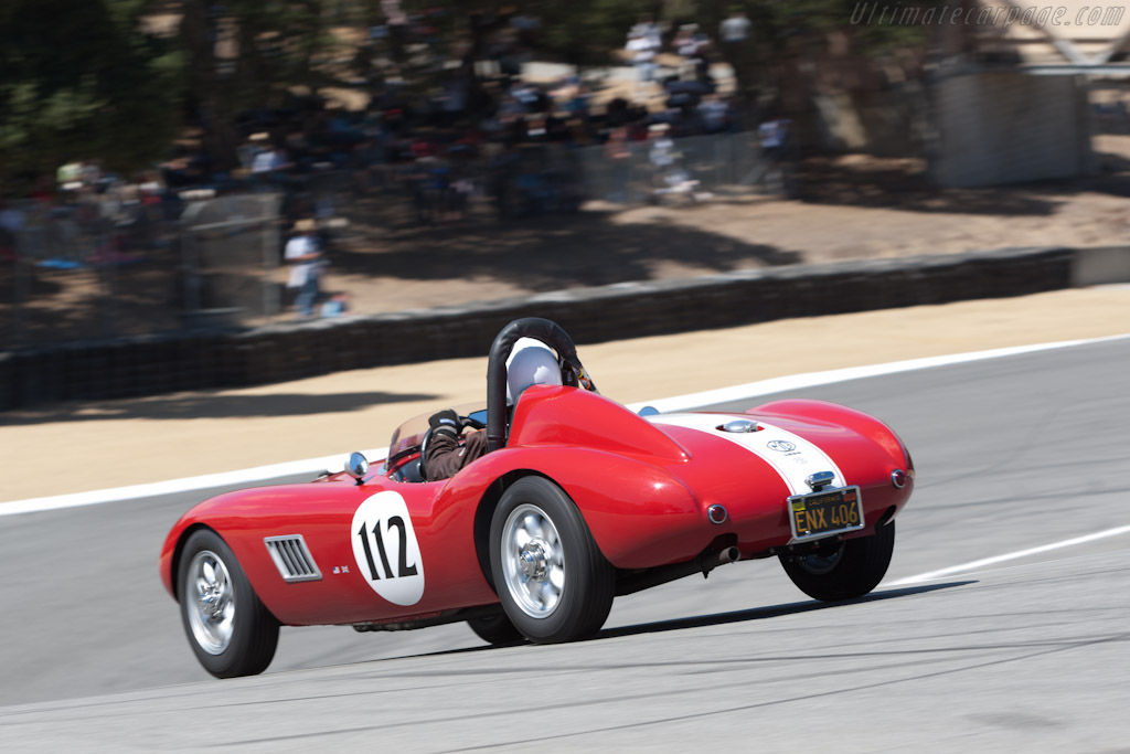 Byers MG Special    - 2011 Monterey Motorsports Reunion