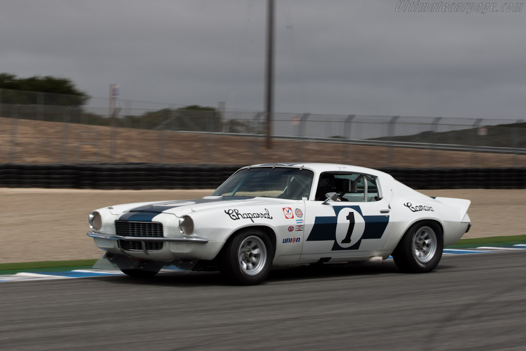 Chevrolet Camaro - Chassis: 01   - 2011 Monterey Motorsports Reunion