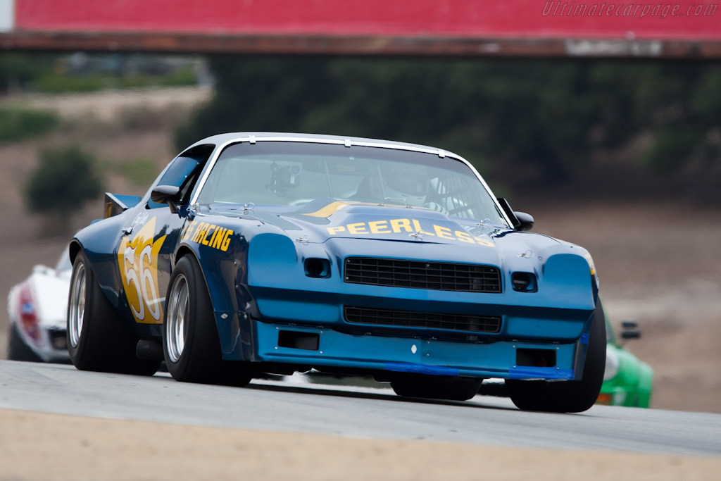Chevrolet Camaro    - 2011 Monterey Motorsports Reunion