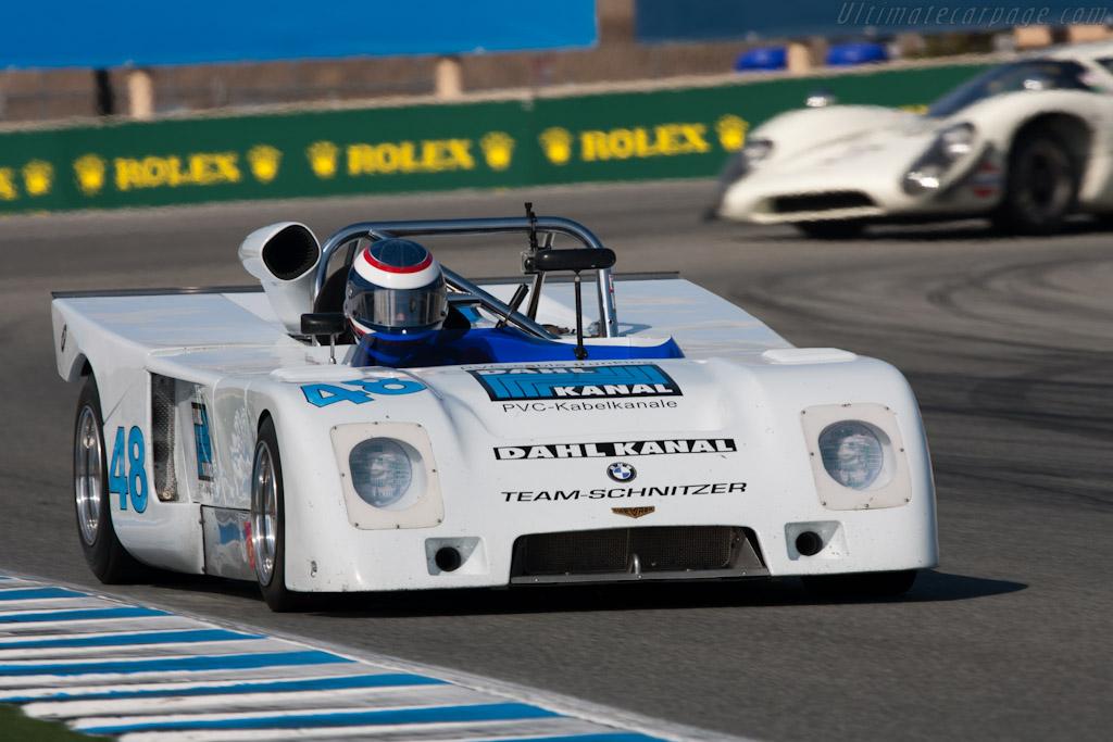 Chevron B21    - 2011 Monterey Motorsports Reunion